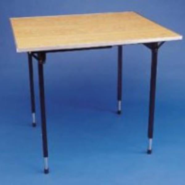 Schulmerich Handbell Tables
