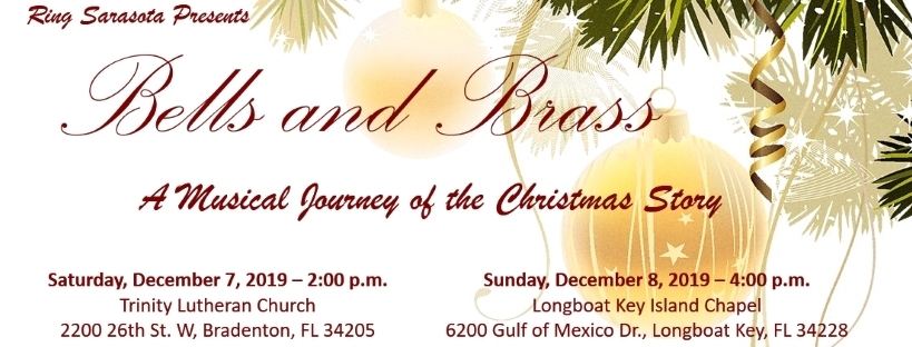 """Ring Sarasota Announces Holiday Concerts, """"Bells and Brass"""""""